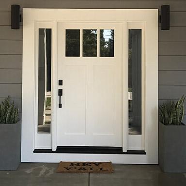 example of Simpson Door offerings