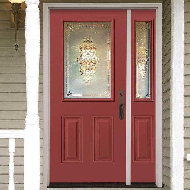 example of ThermaTru doors