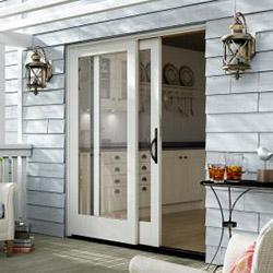 example of Milgard door