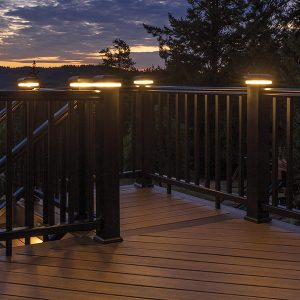 timbertech deck lighting solutions