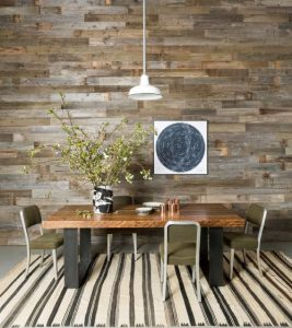 WOW Wall Cladding by salvage works