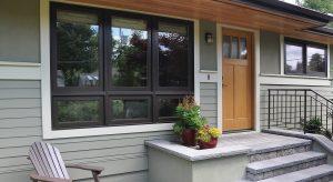 new fiberglass windows